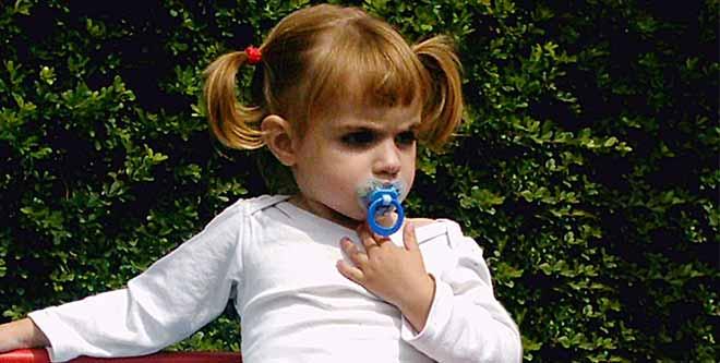 אודיל רוזנפלד: אוי לא, היא הגיעה לגיל שנתיים - מאמר שיעשה לכם סדר בתקופה מורכבת