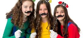 5 טיפים להשגת שיתוף פעולה מהילדים בסשן צילומי משפחה (בפורים ובכלל)