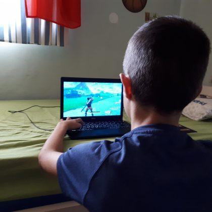 לא כל ילד שמשחק בפורטנייט הוא מכור
