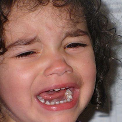 איך לעזור לילד להפסיק לבכות